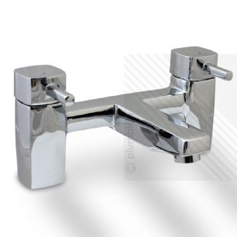 Arian Desire Bath Filler Mixer Tap in Chrome